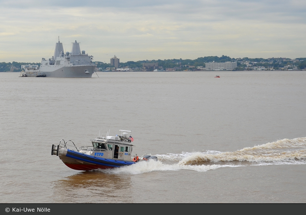NYPD - Randall's Island - Harbor Unit - Boat 312