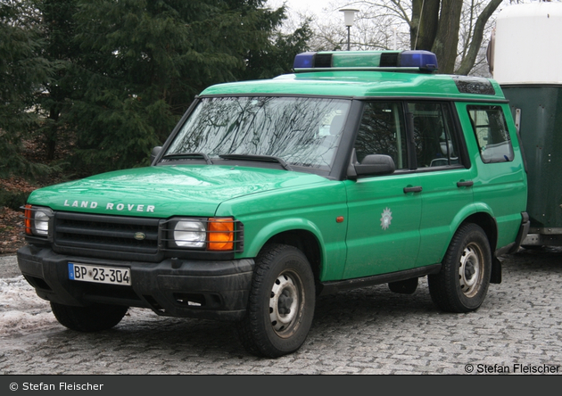 BP23-304 - Land Rover Discovery - FuStW (a.D.)