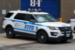 NYPD - Brooklyn - 84th Precinct - FuStW 4100