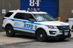 NYPD - Brooklyn - 84th Precinct - FuStW 4100
