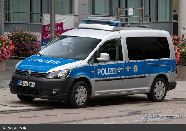 BWL4-5049 - VW Caddy - DHuFüKW