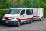 Antwerpen - Rode Kruis Vlaanderen - MTW
