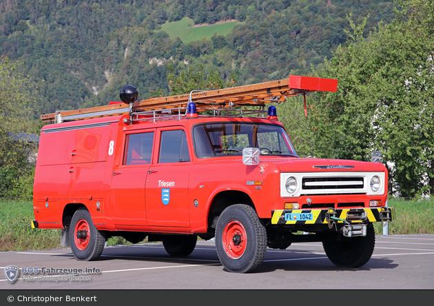 Triesen - FW - PiF - Tresa 8