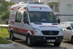 Lara - Memorial Antalya Hastanesi - RTW