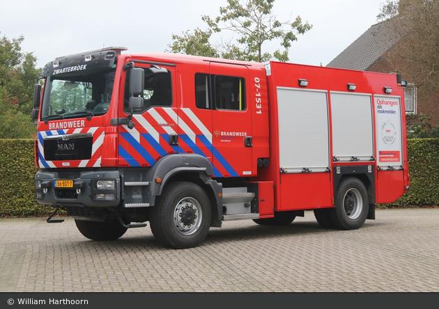 Barneveld - Brandweer - HLF - 07-1531