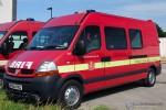Weymouth - Dorset Fire & Rescue Service - Van