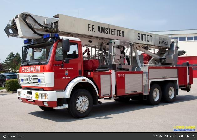 Amstetten - FF - TB 30 (a.D.)