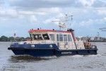 Hamburg - Port Authority - Barkasse Hafenkapitän