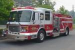 Morrisville - FD - Engine 21