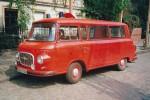 Berlin - Barkas - B1000 - Einsatzleitwagen (a.D.)