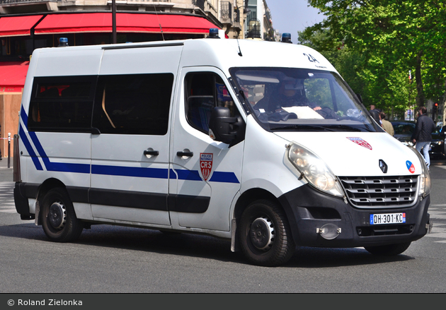 Perpignan - Police Nationale - CRS 58 - HGruKw
