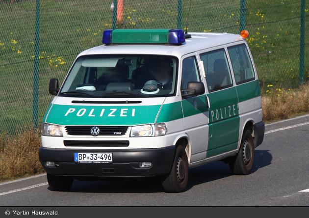 BP33-496 - VW T4 Syncro - FuStW (a.D.)