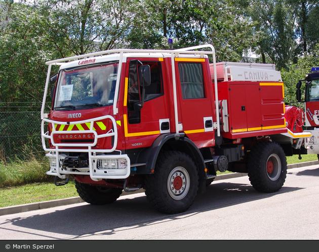 Iveco Eurocargo 4x4. Iveco EuroCargo 140 E 24