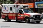 FDNY - EMS - Ambulance 354 - RTW