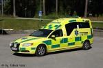 Sandviken - Landstinget Gävleborg - Ambulans - 3 26-9230