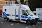 Praha - Celní Správa - Mobiles Röntgen