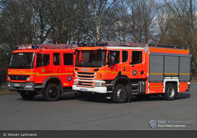 HH - FF Hamburg - F 2911 Berne (03/2021)