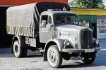 Frederiksvaerk - Civilforsvar - Lastvogn (a.D.)