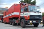 Italien - Vigili del Fuoco - mobile Küche