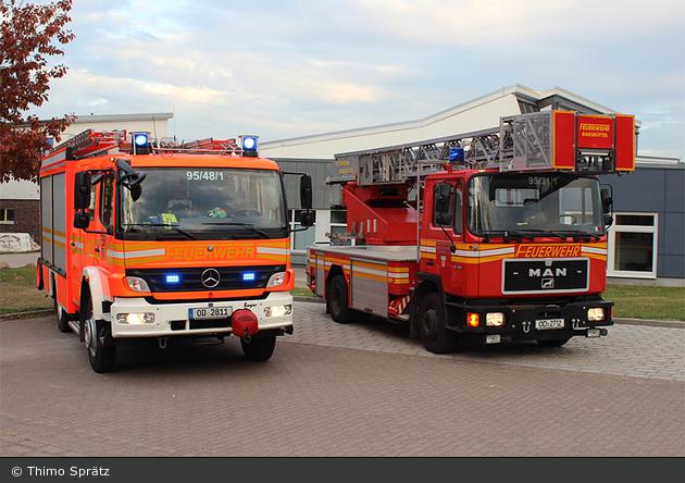 SH - FF Barsbüttel - HLF - DLK