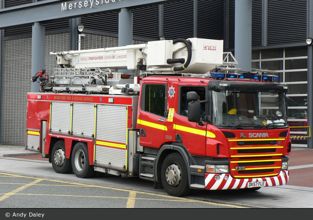 Liverpool - Merseyside Fire & Rescue Service - CPL (a.D.)