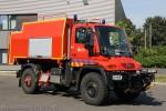 Namur - Service Régional d'Incendie - WAF - P17