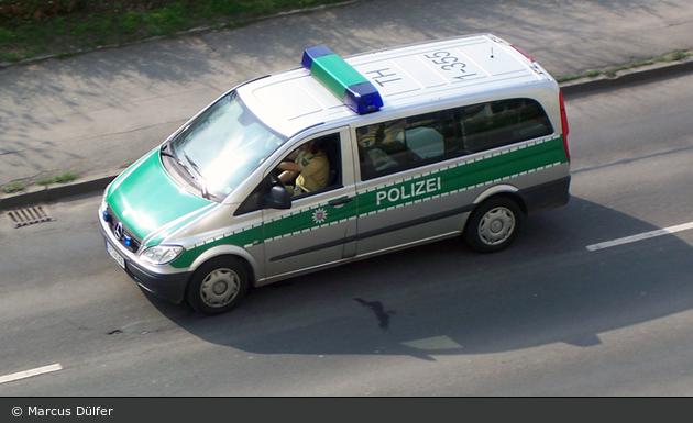 EF-31355 - MB Vito 115 CDI - FuStW - Erfurt (a.D.)