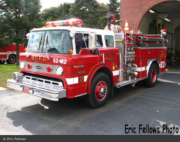 Bellows Falls - FD - Engine 52M2