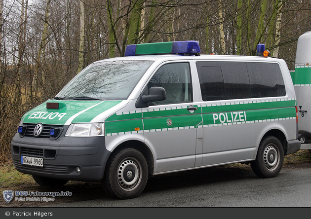 NRW4-9960 - VW T5 - FuStw