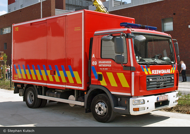Antwerpen - Brandweer - GW-L - A69