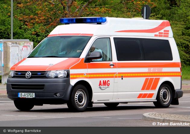 Krankentransport AMG - KTW 03