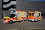 BW - DRK Rettungsdienst Tuttlingen gGmbH - RTW