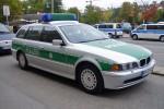 BP19-472 - BMW 525d Touring - FuStW (a.D.)