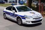 Zagreb - Policija - Ravnateljstvo Policije - FuStW