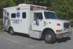 Raleigh - Rex Hospital - Ambulance 1