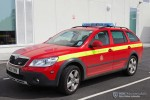 Weymouth - Dorset Fire & Rescue Service - Car
