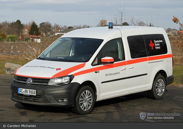 Rotkreuz StädteRegion Aachen Medi-PKW 08