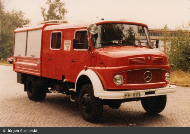 Florian Hamburg Langenhorn-Nord MKW (HH-8111) (a.D.)