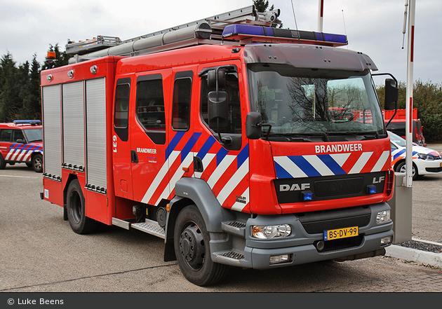Amersfoort - Brandweer - HLF - 631