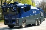 SH-39185 - MB Actros 3314 AK - WaWe 10000