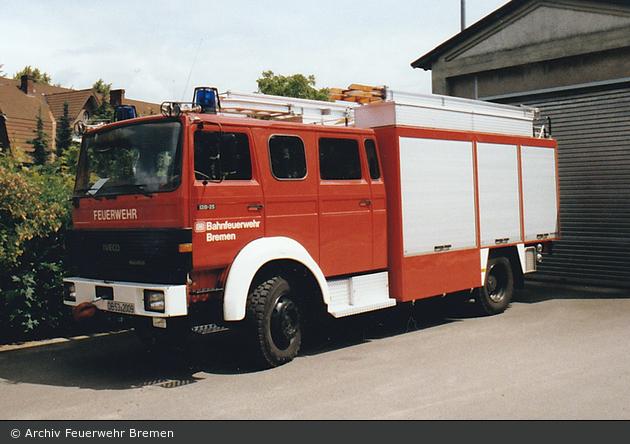 Bremen - Bahnfeuerwehr - LF 24 (a.D.)