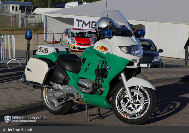 SB-3407 - BMW R 1150 RT - KRad