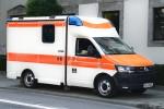 BA-M 809 - VW T6 - SanKw