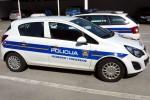 Gospić - Policija - FuStW