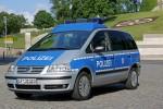 Erfurt - VW Sharan - DHuFüKw