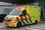 Schiphol - Airport Medical Services - RTW - 12-172