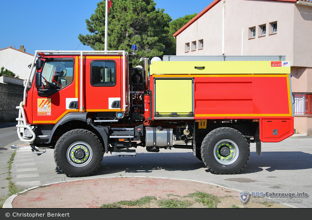 Millas - SDIS 66 - TLF 30/33-W - CCFM HP
