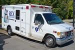 Raleigh - Rex Hospital - Ambulance 2