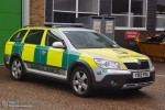 Bishop's Stortford - East of England Ambulance Service - RRV