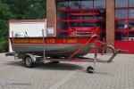 Florian Hamburg Moorfleet Kleinboot